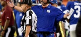 Beckham, Marshall being listed as day to day by Giants