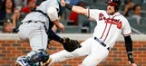 Albers picks up 2nd win, Mariners hold off Braves 6-5