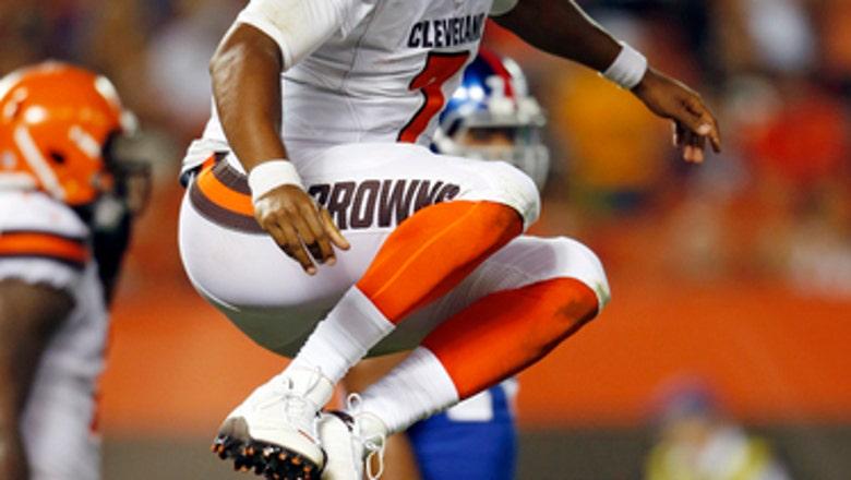 Could DeShone Kizer end Browns' history of QB misfortune?