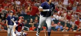 Solarte drives in career-best 6 runs, Padres beat Cards 12-4