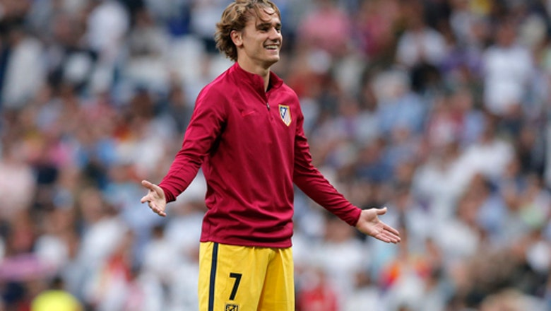 Griezmann banned for 2 matches after disrespecting referee