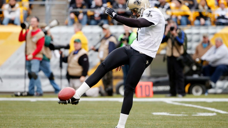 Saints punter Morstead has new 5-year, $20 million contract