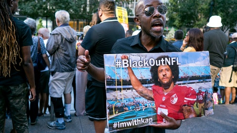 Should the NAACP be involved in the Colin Kaepernick case?