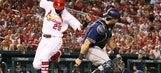 Rookie Luke Weaver helps Cardinals beat Padres 6-2