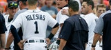 Tigers' Cabrera, Wilson have suspensions cut by one game each