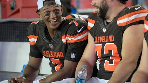 OVERREACTION: The Browns (0-4) will go 0-16.