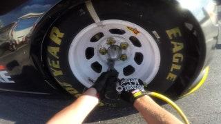 Pit crews prepare for reverse pit stops at Watkins Glen | NASCAR RACE HUB