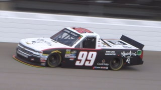 Darrell Wallace Jr.'s win at Michigan encumbered after penalty