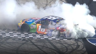 Kyle Busch reflects on his second historic trifecta at Bristol