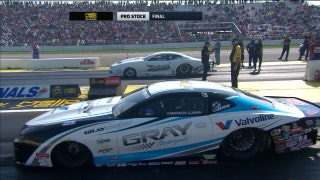 Tanner Gray Wins Pro Stock Final at Brainerd | 2017 NHRA DRAG RACING