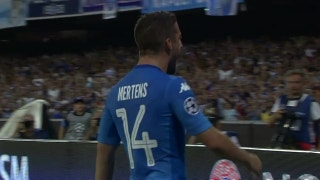 Napoli vs. Nice   2017-18 UEFA Champions League Highlights