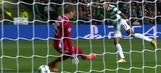 Celtic dominates Astana in Champions League playoff