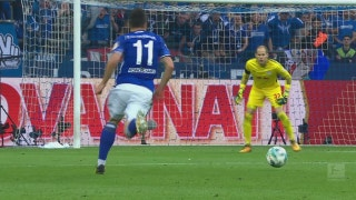 Yevhen Konoplyanka scores for Schalke against RB Leipzig | 2017-18 Bundesliga Highlights