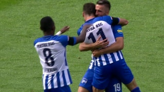 Hertha BSC Berlin vs. VfB Stuttgart | 2017-18 Bundesliga Highlights