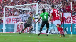 FSV Mainz 05 vs. Hannover 96 | 2017-18 Bundesliga Highlights