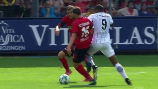 SC Freiburg vs. Eintracht Frankfurt | 2017-18 Bundesliga Highlights