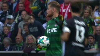 Monchengladbach vs. FC Koln | 2017-18 Bundesliga Highlights