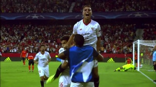 Sevilla vs. Istanbul Basaksehir | 2017-18 UEFA Champions League Highlights