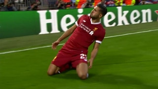 Emre Can gives Liverpool the lead vs. Hoffenheim | 2017-2018 UEFA Champions League Highlights
