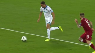 Mark Uth pulls one back for Hoffenheim vs. Liverpool | 2017-2018 UEFA Champions League Highlights