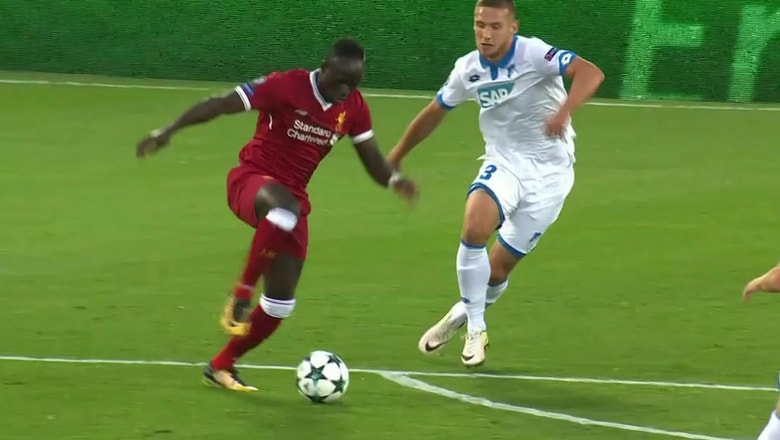 Liverpool put on a show vs. Hoffenheim to reach Champions League group stage | Champions League Highlights