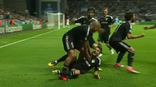 FC Copenhagen vs. FK Qarabag | 2017-18 UEFA Champions League Highlights