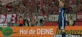 André Hahn scores opening goal for Hamburg | 2017-18 Bundesliga Highlights