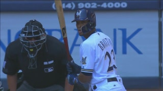 WATCH: Brewers pummel Pirates with 5 home runs