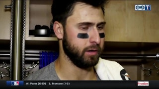 Joey Gallo: 'I hit wherever they put me'