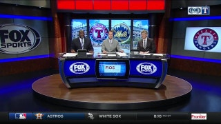 Rangers clash with Astros back home | Rangers Live