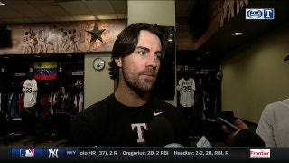 Cole Hamels battled in 12-6 win over Tigers