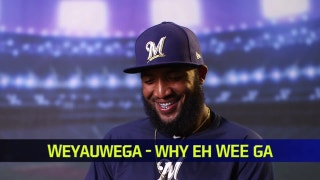 Brewers players attempt to pronounce Wisconsin town names