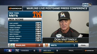 Don Mattingly on hot stretch: We're trying to focus on winning a series