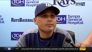 Kevin Cash on Kevin Kiermaier's return: 'He looked great'