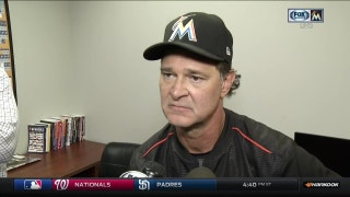 Don Mattingly breaks down Sunday's victory, series win over Mets
