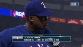 Adrian Beltre lifts Rangers in 5-3 win over Angels
