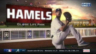 Great start for Hamels in win over Angels | Rangers Live