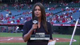 Angels Live: Alex Curry talks the importance of series against Rangers