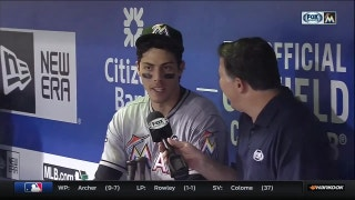 Christian Yelich: We're trying to control what we can control