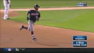 WATCH: Twins continue home run hot streak