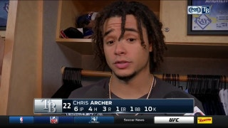 Chris Archer: 'You gotta be in attack mode at all times'