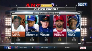 Beltre, Pujols playing against each other | Rangers Live
