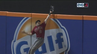 WATCH: D-backs' Pollock steals home run from Mets' d'Arnaud