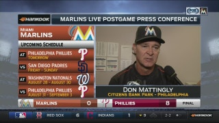 Don Mattingly thinks Marlins will bounce back and take series