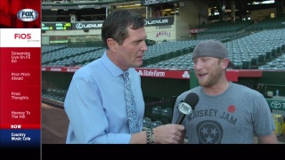 Angels Live: Gubie talks with country music star Cole Swindell about Trout, love for baseball