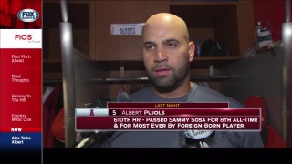 Angels Live: Pujols reflects on his milestone homerun and what it means to him