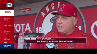 Angels Live: Scioscia loves the versatility of Kaleb Cowart