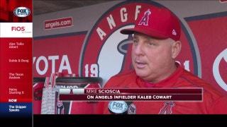 Angels Live: Scioscia loves the versatility of Kaleb Cowart