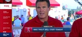 Angels Live: Mike Trout returns to the lineup