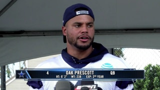 Dak Prescot is set to play in next preseason game